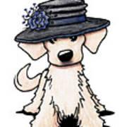 Retriever Puppy Poster