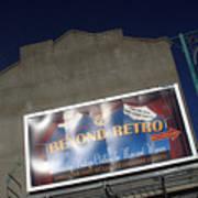 Retro Raod Poster