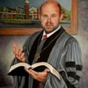 Rev. Jeff Garrison Poster