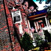Reynolds Tavern Annapolis Poster