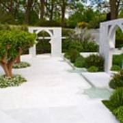 Rhs Chelsea Beauty Of Islam Garden Poster