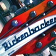 Rickenbocker Poster