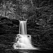 Ricketts Glen Waterfall Poster