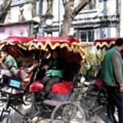 Rickshaws Poster