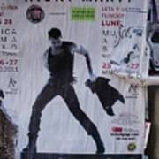 Ricky Martin In Concert Poster