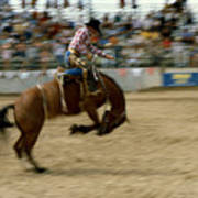 Ridem Cowboy Poster