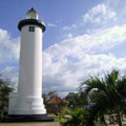 Rincon Puerto Rico Lighthouse Poster by Adam Johnson