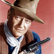 Rio Bravo, John Wayne, 1959 Poster