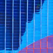 Rio Reflection Poster