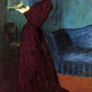 Ripple-ronai: Woman, 1892 Poster