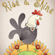 Rise And Shine-jp2836 Poster