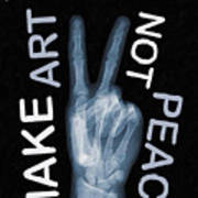 Rise Peace Poster