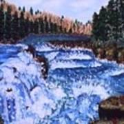 River Falls Poster
