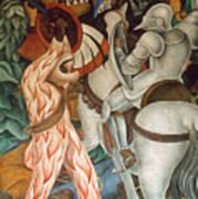 Rivera: Cuernavaca Poster