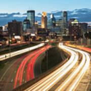 Road To Minneapolis Poster