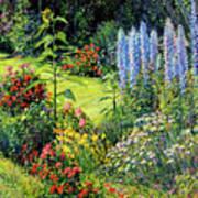 Roadside Garden Poster