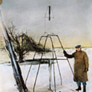 Robert Hutchings Goddard, 1862-1945 Poster