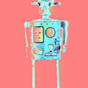 Robot 4 Poster