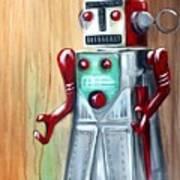 Robot Man Poster