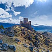 Rocca Calascio Poster