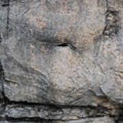 Rock Face   Poster