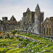 Rock Of Cashel Ireland Poster