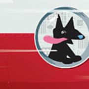 Rocket Dog Poster
