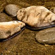 Rocks At Rest Poster