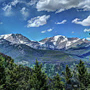 Rocky Mountain National Park IIi Poster