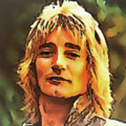Rod Stewart Collection 1 Poster