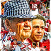 Roll Tide Poster