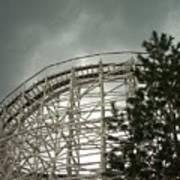 Roller Coaster 4 Poster