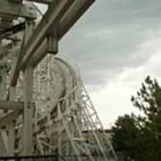 Roller Coaster 5 Poster