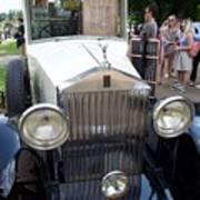 Rolls Royce Ice Cream Car  Poster