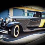 Rolls-royce Phantom II 1929 Poster