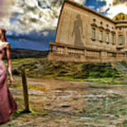 Roman Goddess Poster