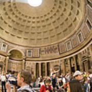 Roman Pantheon Poster
