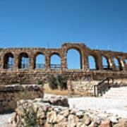 Roman Ruins Poster