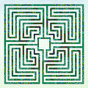 Roman - The Green Path Poster