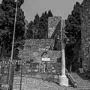 Roman Way Poster