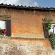 Rome Windows Poster