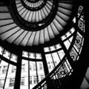 Rookery Stairwell Poster