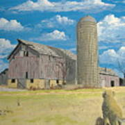 Rorabeck Barn Poster