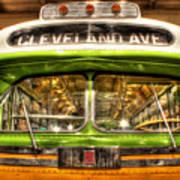 Rosa Parks Bus Dearborn Mi Poster