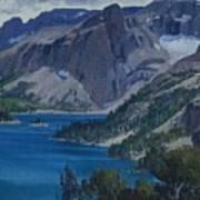 Ross Lake Poster