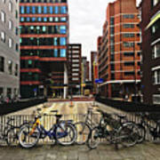 Rotterdam Architecture Poster