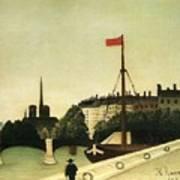 Rousseau 41 Henri Rousseau Poster