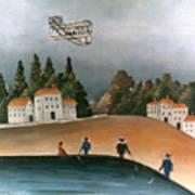 Rousseau: Fishermen, 1908 Poster