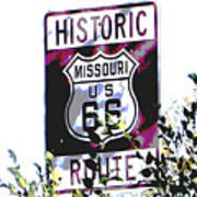 Route 66 2 Poster