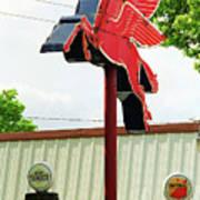 Route 66 - Rolla Missouri Poster